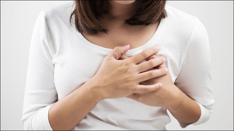 О чем говорит боль за грудиной посередине?