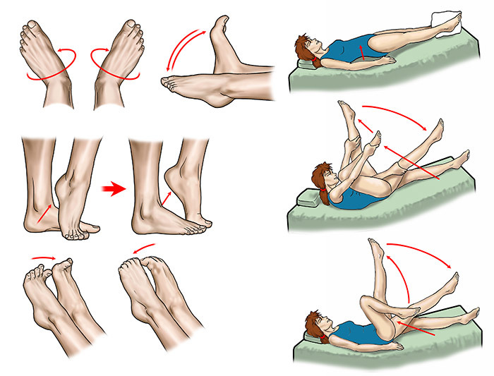 9 причин боли в пятках и ступнях ног