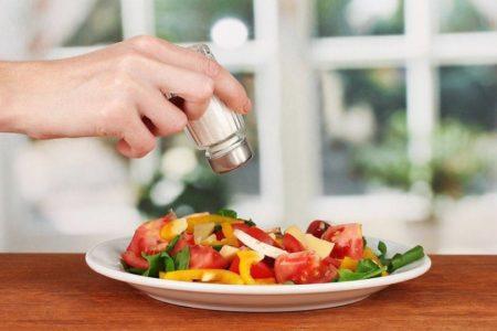 Повышение или понижение давления солью, в чем ее особенность, ценность