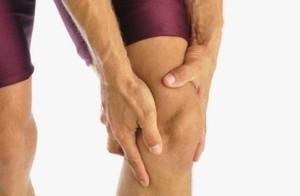 Боль сзади колена
