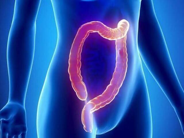 Колики в кишечнике
