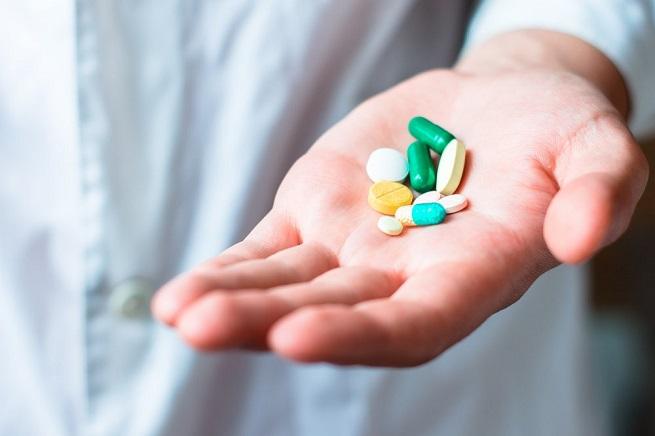 Таблетки - основа лечения