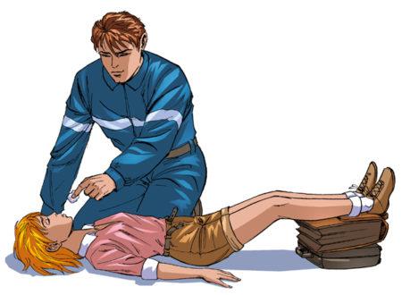 Падение в обморок: при каких показателях артериального давления может случиться приступ?