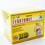 Препарат Гепатофит