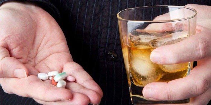 алпразолам и алкоголь