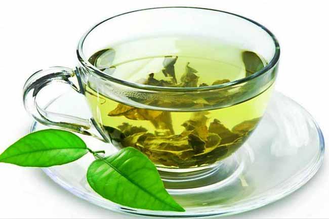 Зеленый чай при темной моче