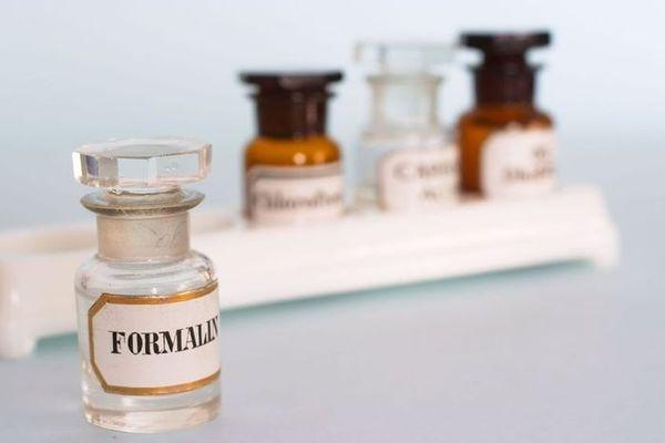 Медикаментозное лечение формалином