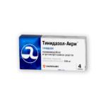 Тинидазол Акри таблетки